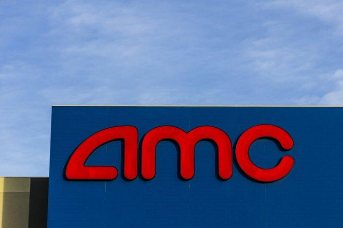 AMC sign