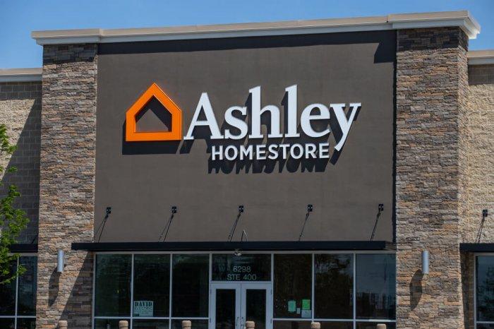 Ashley HomeStore storefront