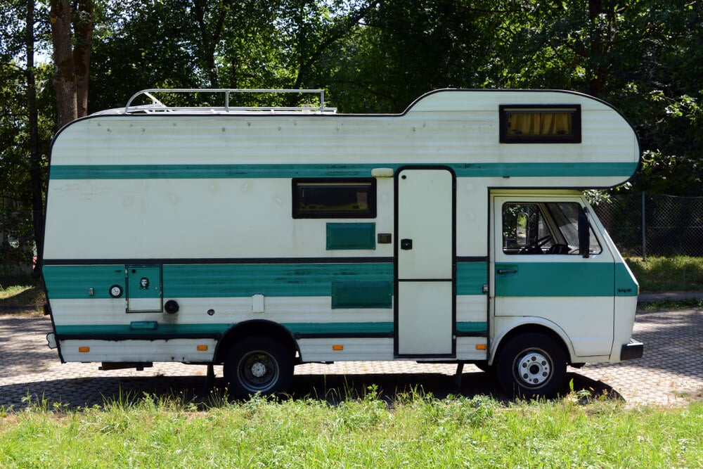 RV from the 80s