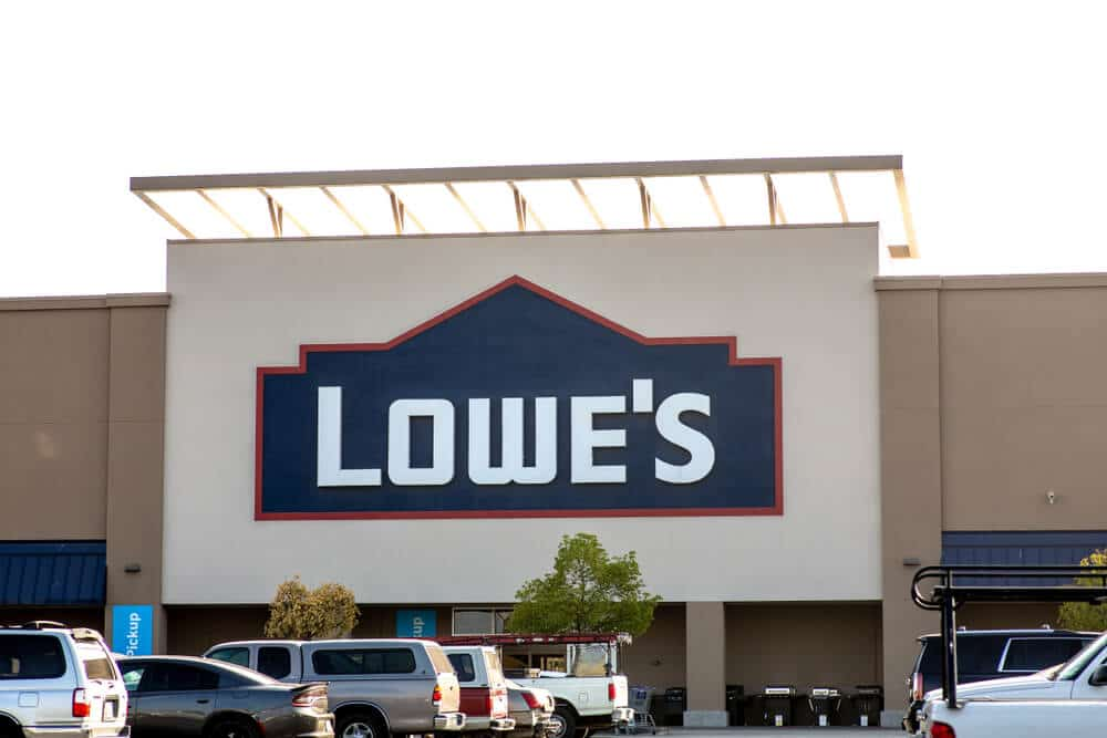 Lowe's Special Order Return Policy