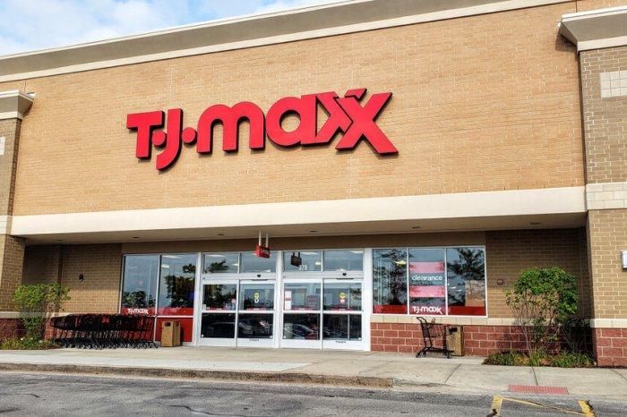 T.J. Maxx storefront