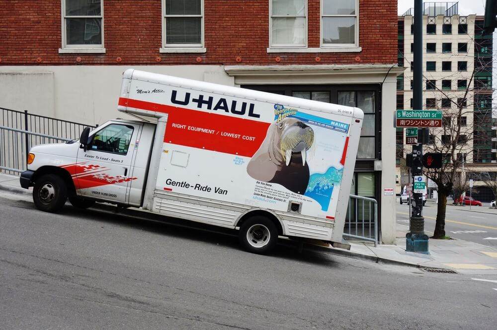U Haul Moving Truck >> U Haul Student Discount Policy First Quarter Finance