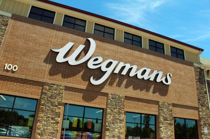 Wegmans sign
