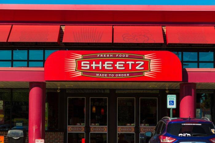 Sheetz storefront