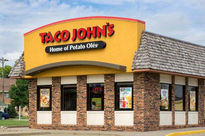 Taco John's exterior image