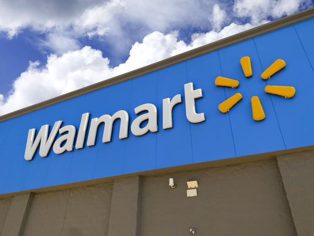 exterior Walmart store sig